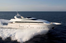 Location yacht Canados 110