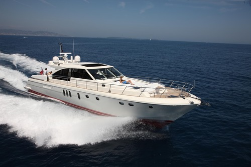 Charter Yacht de luxe Guy Couach