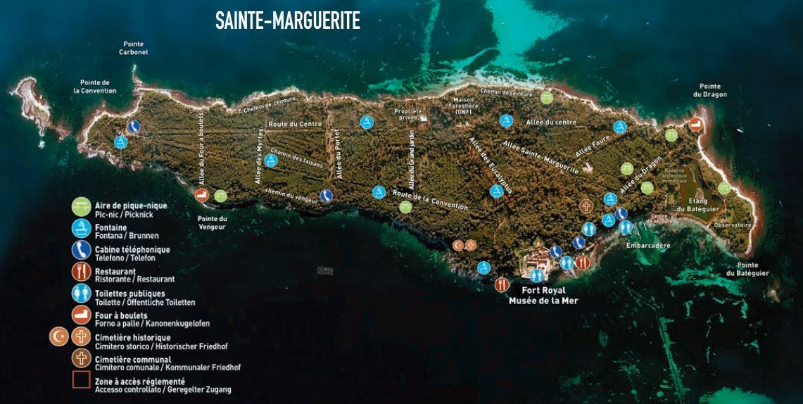 Beautiful Grand Jardin Ile Sainte Marguerite Contemporary - House ...