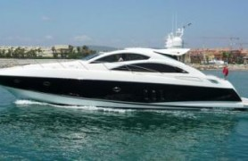 Location Sunseeker Predator 62