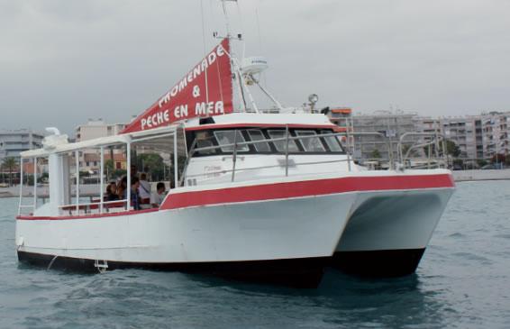 bateau de peche nice